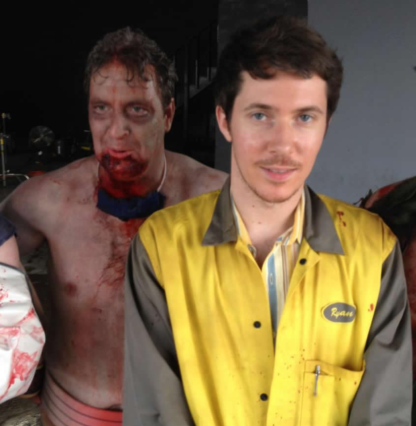 Brain Dead with Ryan Cartwright